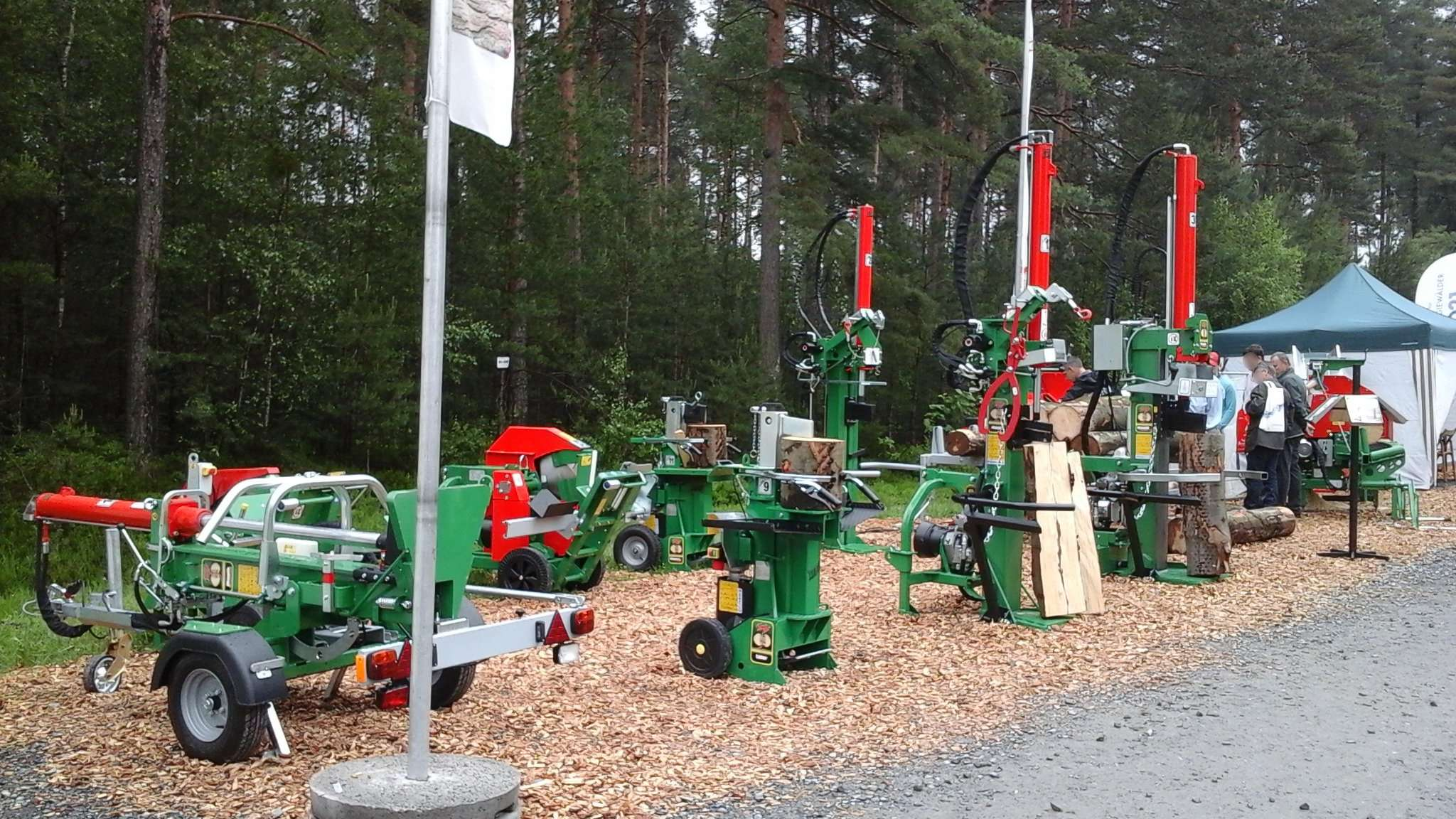 Joe Turner – Service to Agriculture and Forestry