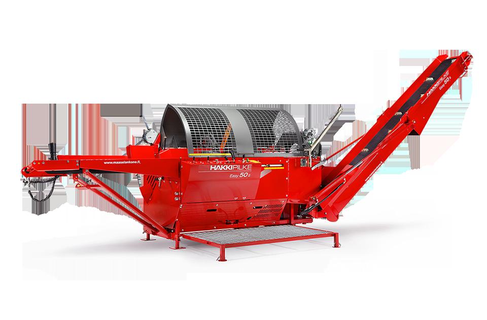 Hydraulic Chain Saw For Wood Processor Fergusons Firewood